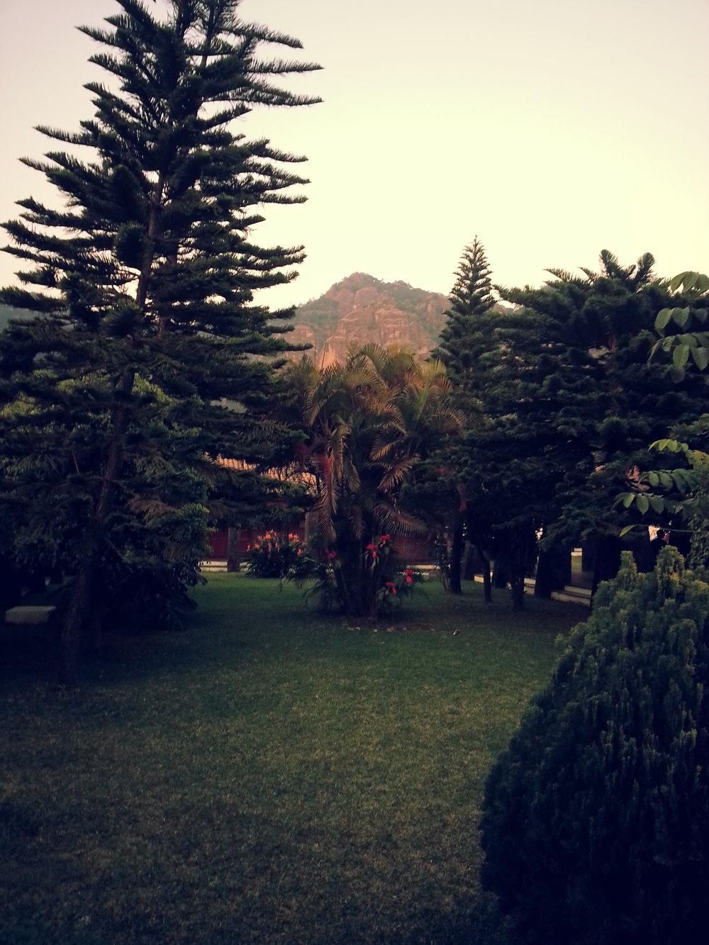 La Quinta Tonantzin Courtyard