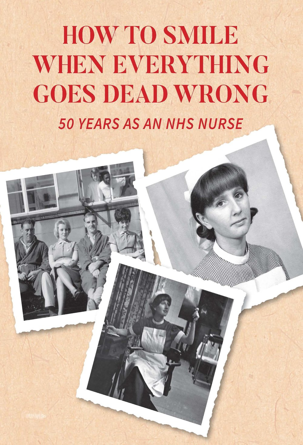 Memoir of the NHS edited and designed by Book of My Life