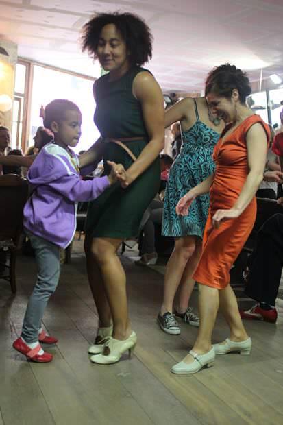 KCHC Ropewalk Market Tea Dance // London