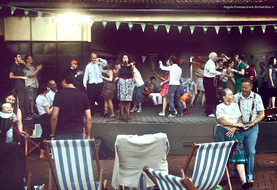 Miscellany // KCHC Victoria Embankment Swing Picnic // London