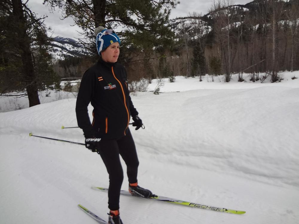 I was so glad to ski while pregnant (and am excited to ski not-pregnant this year)!