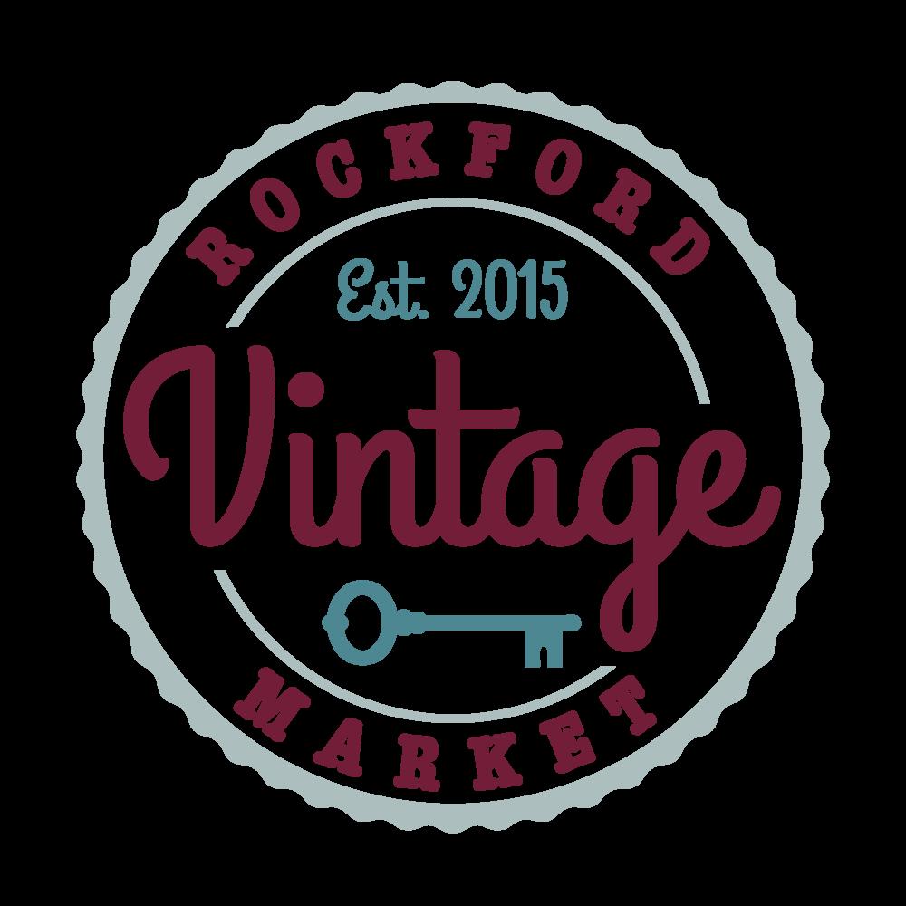 Rockford Vintage Market logo