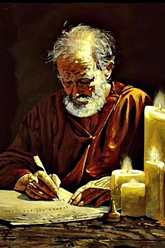 pauls prision letters Finally, we have introduced the main theological theme that unites all of paul's letters from prison, namely the doctrine that jesus christ is the king of creation paul's prison epistles are rich in theology, and well suited for instructing and encouraging the church today.