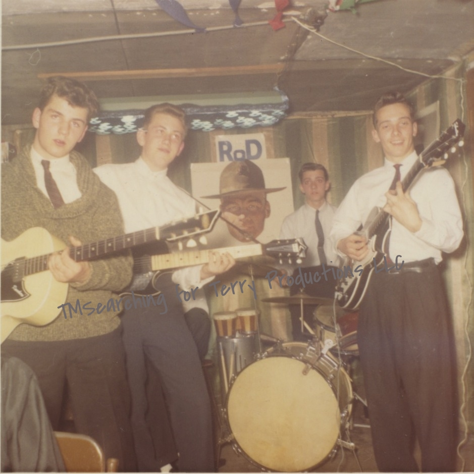 1963 - Common for teens in Chicago to practice in their basements coining the term 'Garage Band.'