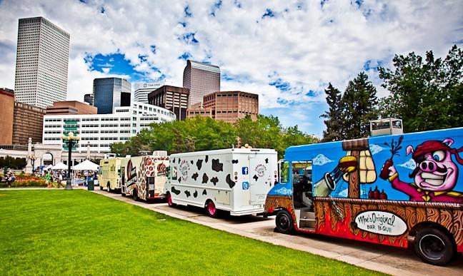 Food Trucks Denver Event