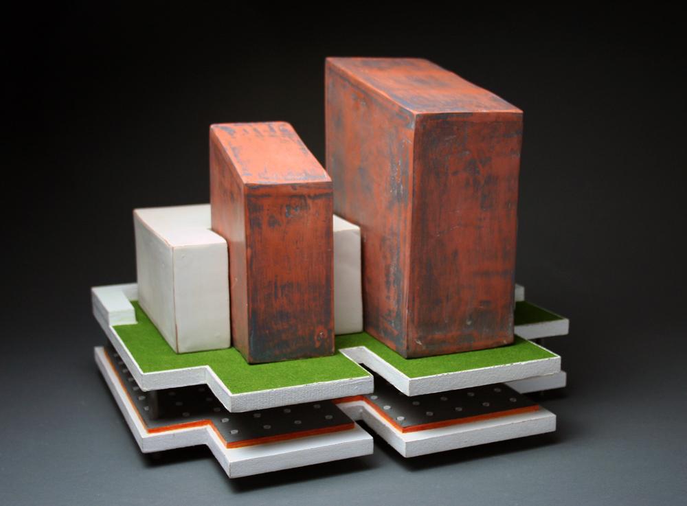 "Industrial landscape Series: ""Delta"""