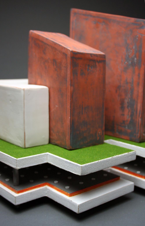 "Industrial landscape Series: ""Delta""- Detail"