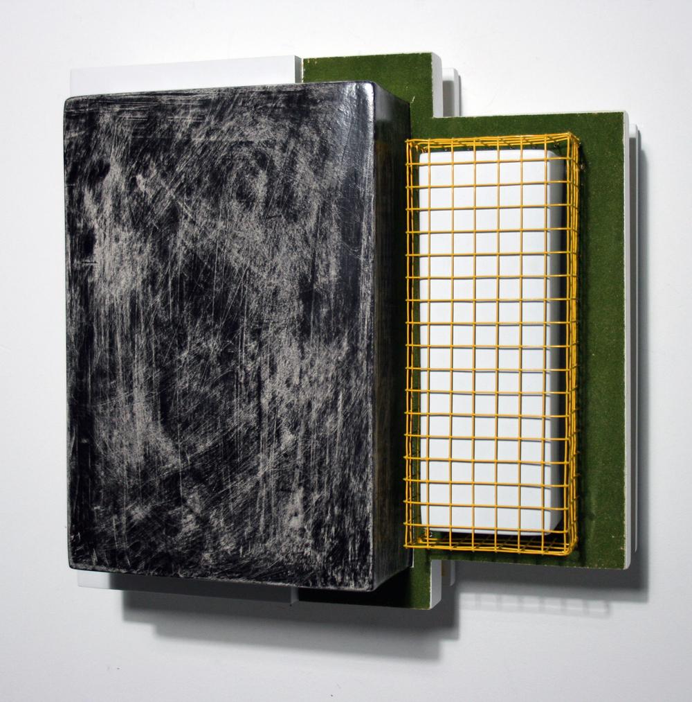 "Industrial landscape Series: ""Zeta"""