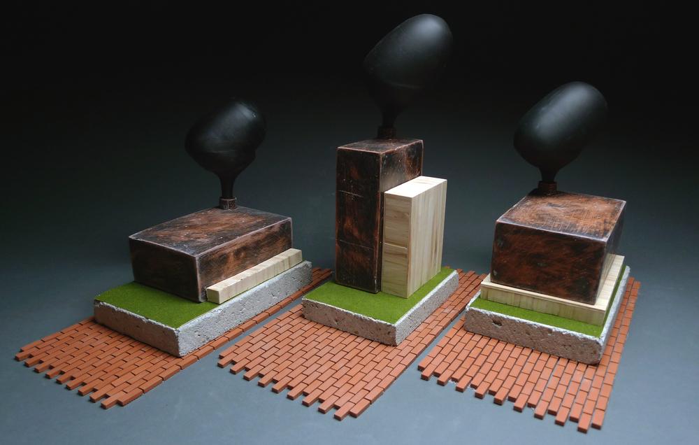 "Industrial landscape Series:""Next Nature"""