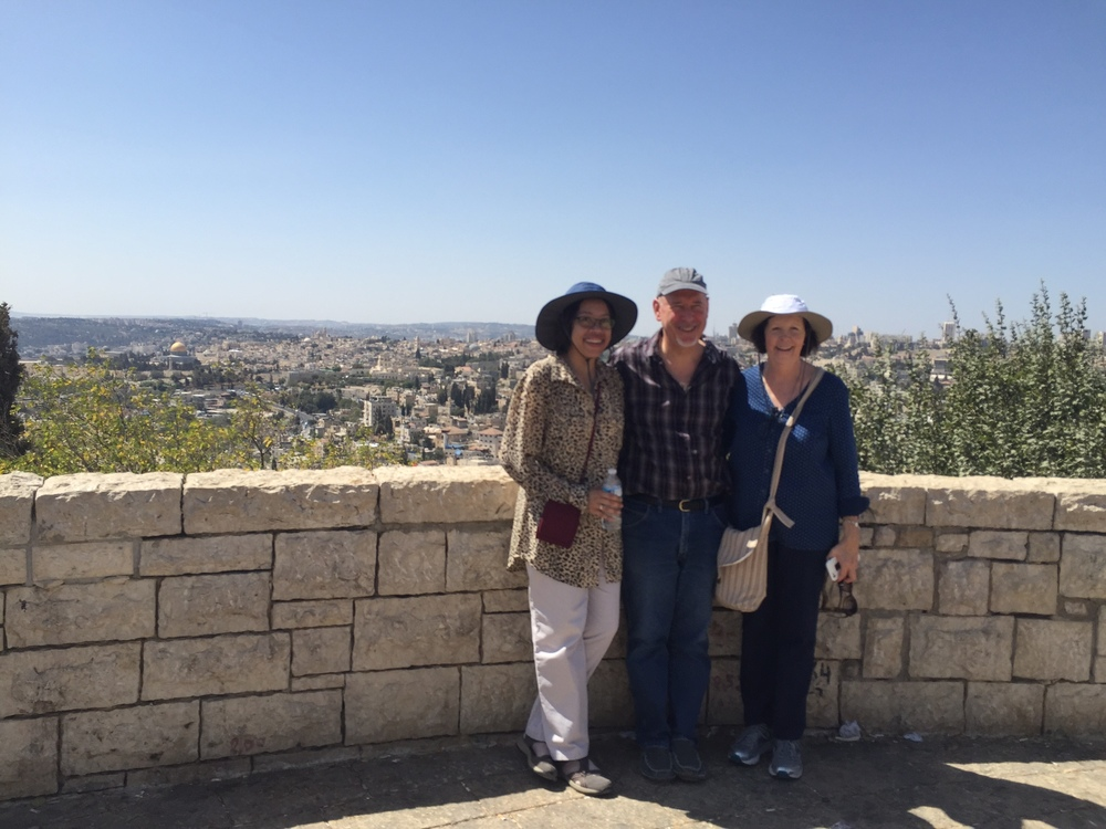 Day 3: Damascus Gate of the Old City, Israeli Museum, Shrine of the Book of the Dead, Dome of the Rock, Pools of Bethesda, Mt. Scopus