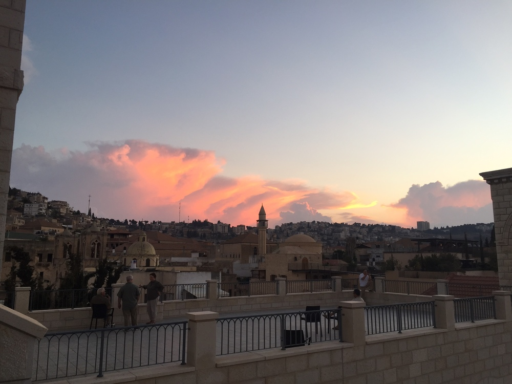 Nazareth Sunrise