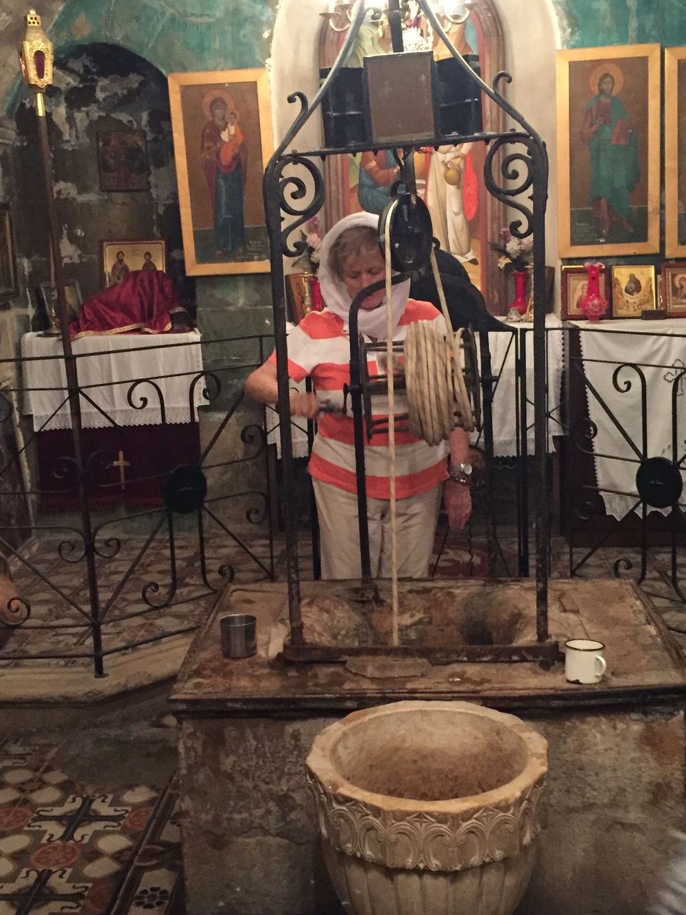 Day 6: Nazareth Sunrise, Jordan River, Mount of Beatitudes, Sea of Galilea, Loaves & Fishes Church, Jacob's Well
