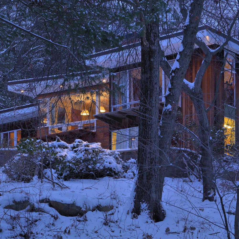 Tabor Hill Residence