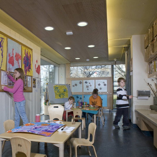 Harvard University Children's Centers