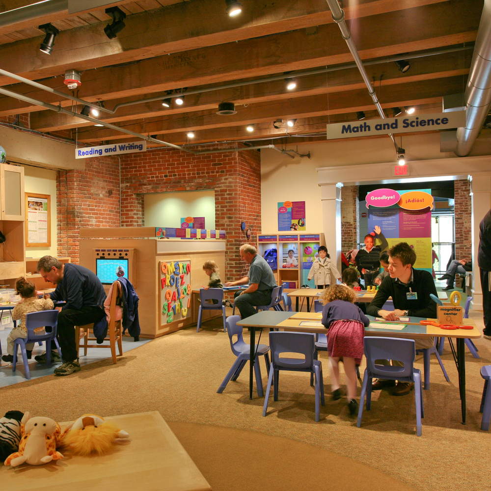 """Countdown to Kindergarten:""  Boston Children's Museum"