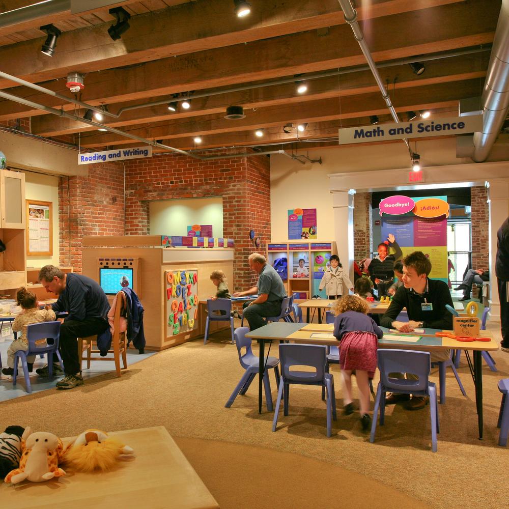 """Countdown to Kindergarten:"" Boston Children's Museum"