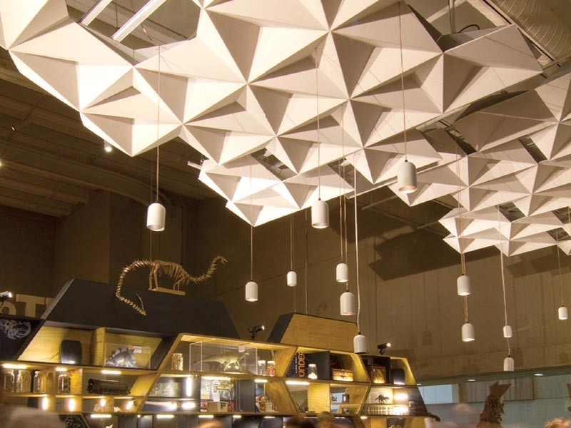 New Acoustical Designs