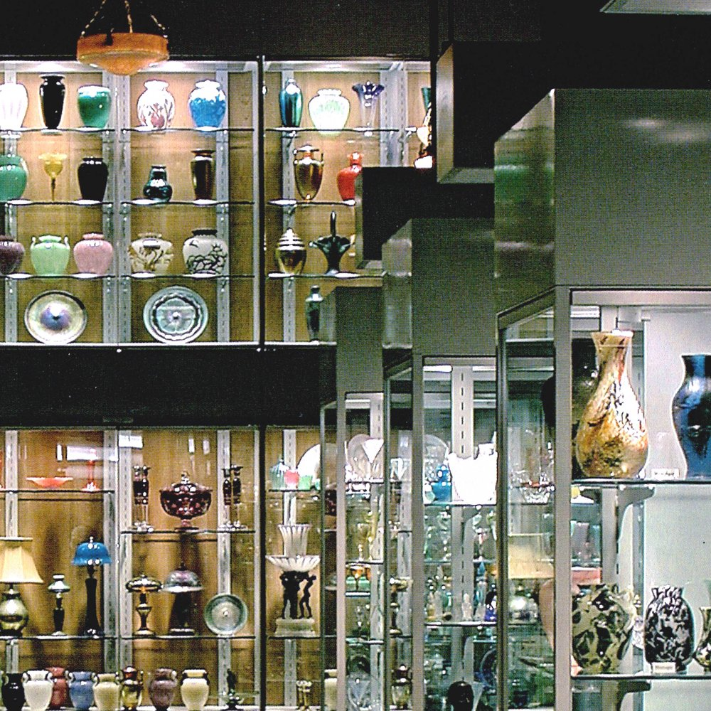 Frederick Carder Glass Gallery
