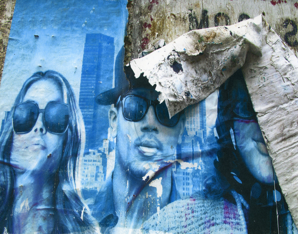 """""""City Dreams ll"""" 2012  solvent transfer print  variable sizes available"""