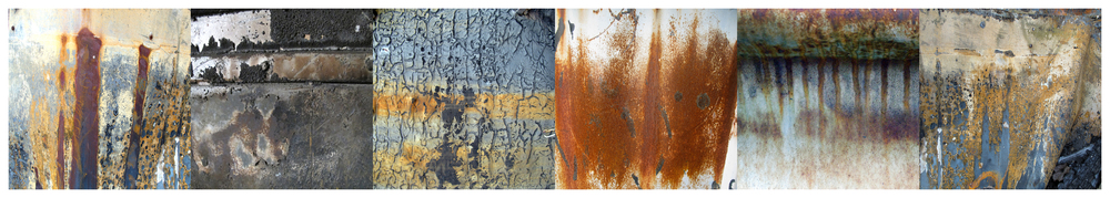 """""""Rust and Smoke"""" 2014  18"""" x 108"""" digital print  variablesizes available"""