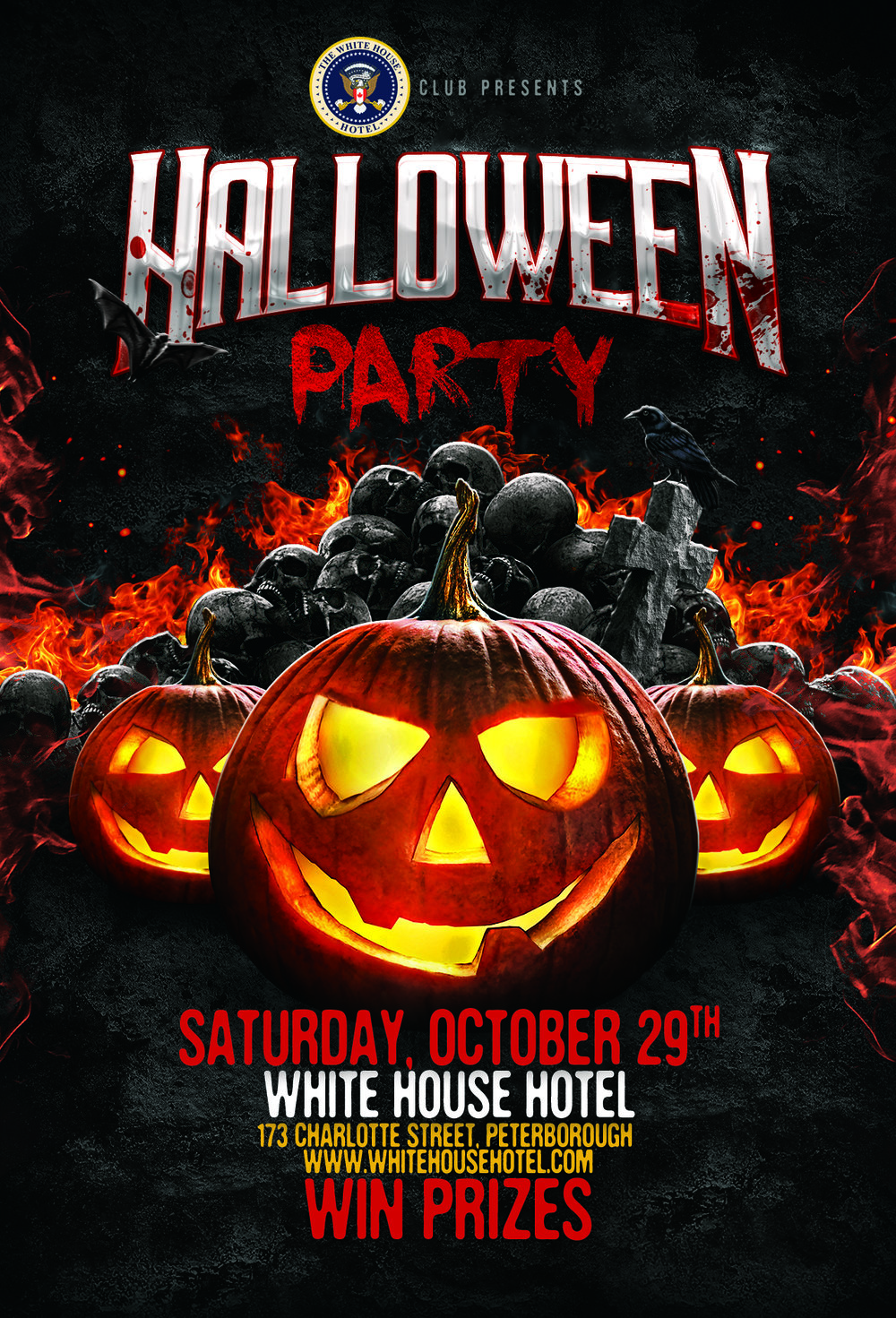 Peterborough Halloween Party 2016