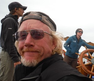 Eric Anderson is a retired Air Force officer who can be found puttering in his shop when not scribbling on the keyboard. A new resident of Port Townsend, he is an avid sailor,struggling carpenter, and would-be writer.