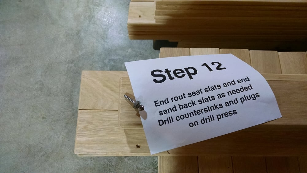 Steps 11 & 12
