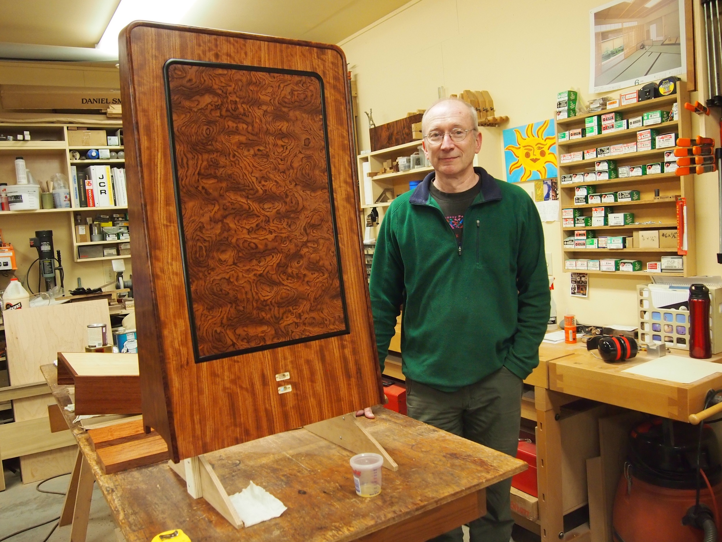 profiles in woodworking: michael hamilton — port townsend