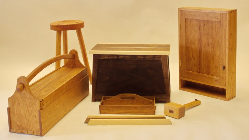 - Foundations of Woodworking