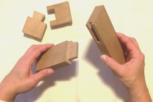 Copy of example of mortise and tenon joint