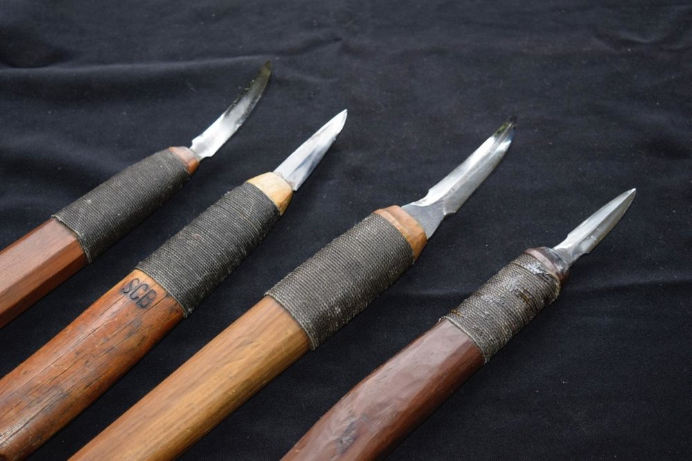 Copy of Specialized Knives in Common Sizes