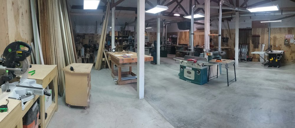 Building 304 Machine Shop