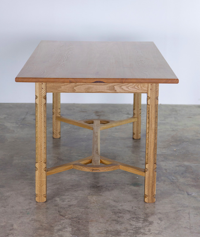 Hayrake Table with Nancy Hiller