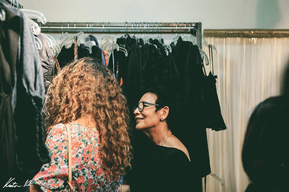 Back to Back: Meiling 2017 Collection   Photography: Kriston Koon Koon
