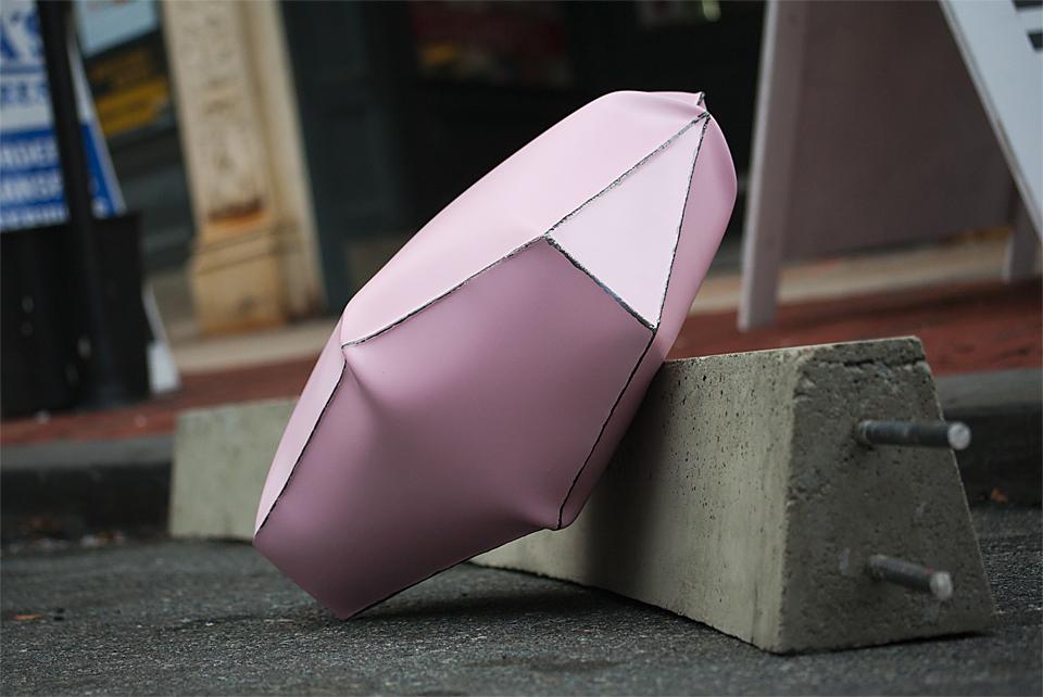 Pink Cadillac, detail