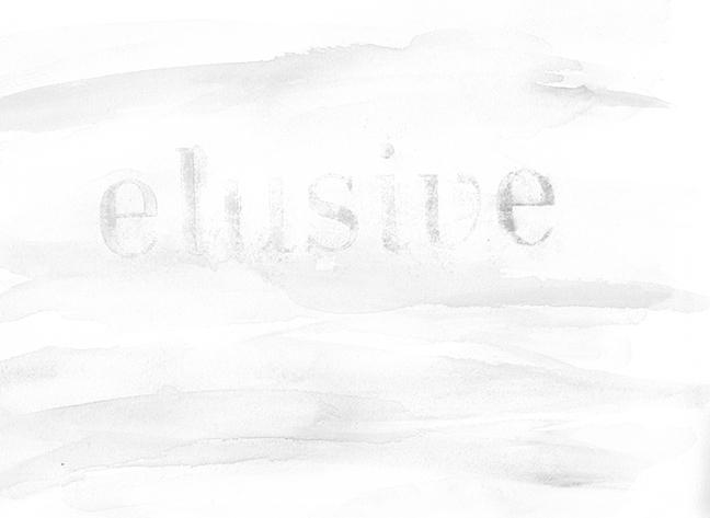 January 2: Elusive