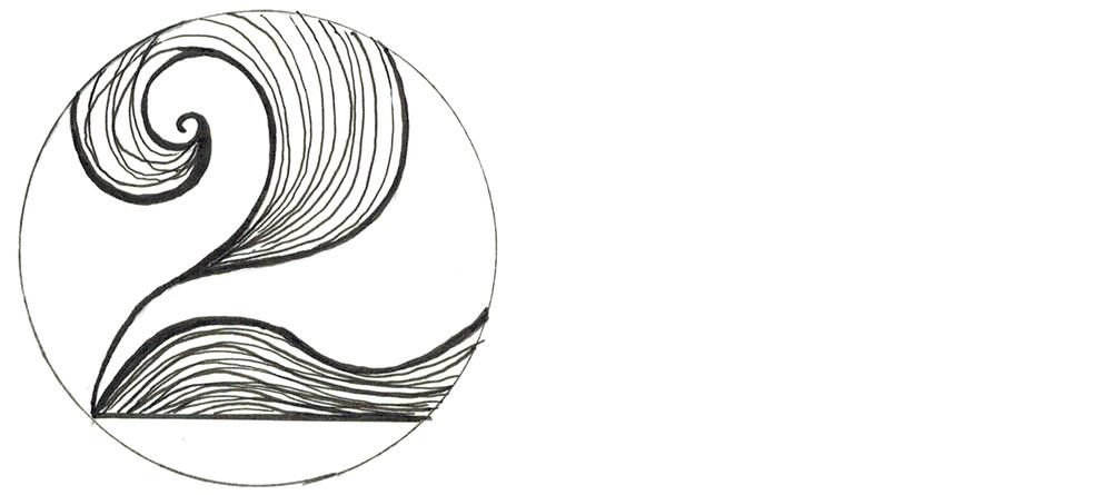 January 24: Idea sketch for a logo; a work in progress.