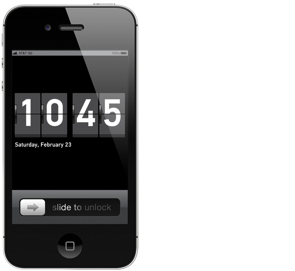 February 23: Flip clock plugin idea/sketch.