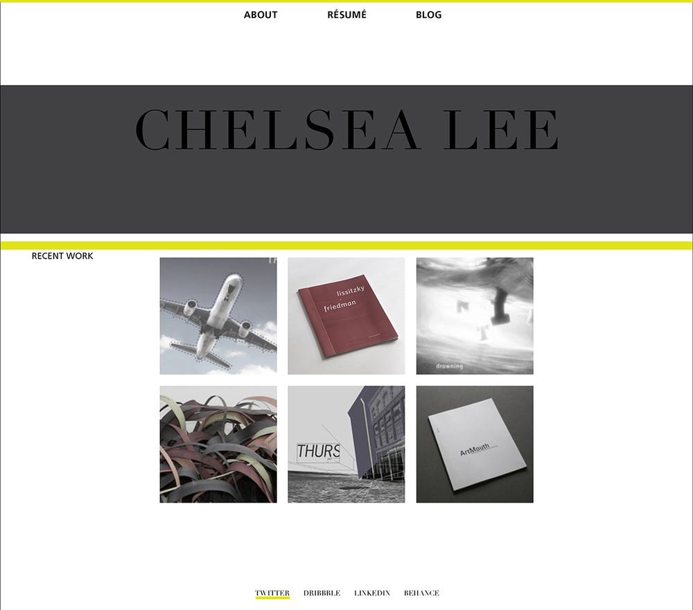 March 21: Another new site layout idea.