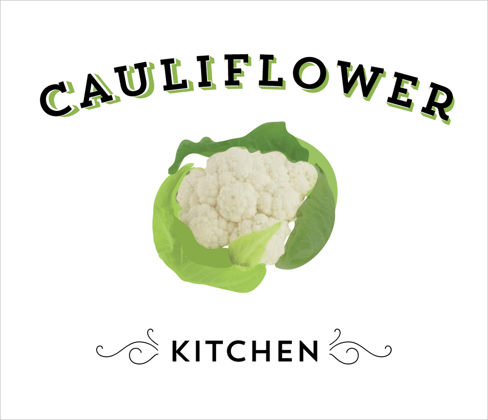 April 7: Today I went cauliflower crazy and test drove several new recipes.