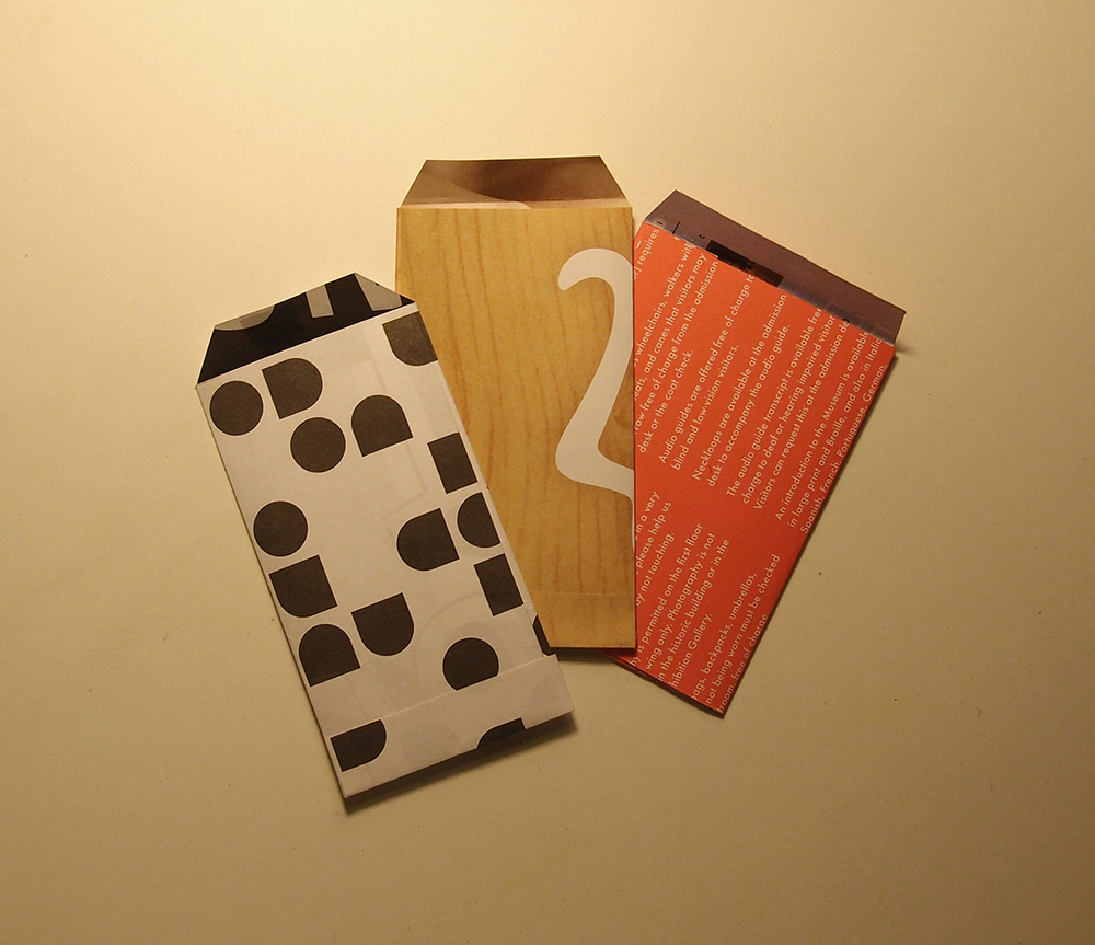 April 14: Today I made mini envelopes with annie!
