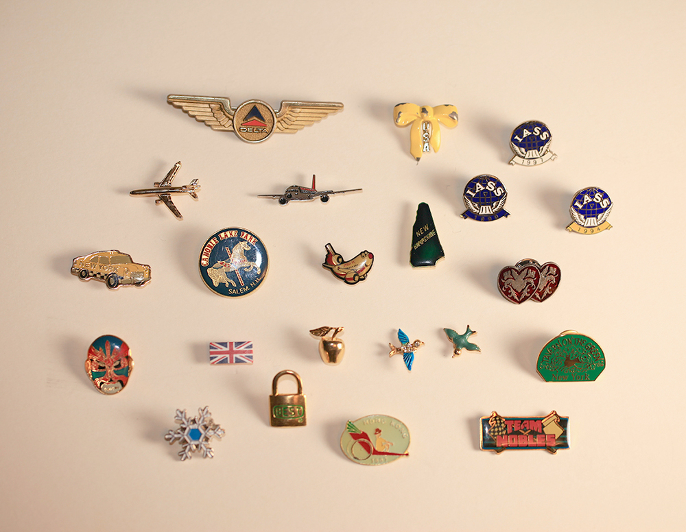 May 26: Miscellaneous pins.