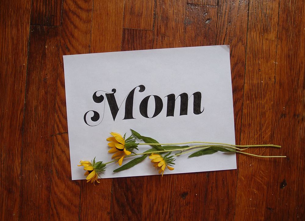July 21: My dear friend Siggy lost her mom yesterday. She raised a beautiful, caring and wonderful woman who is doing amazing things with her life. This has got me thinking of all the moms who shower us with love and knowledge and shape us into the people we are today. Thanks moms.