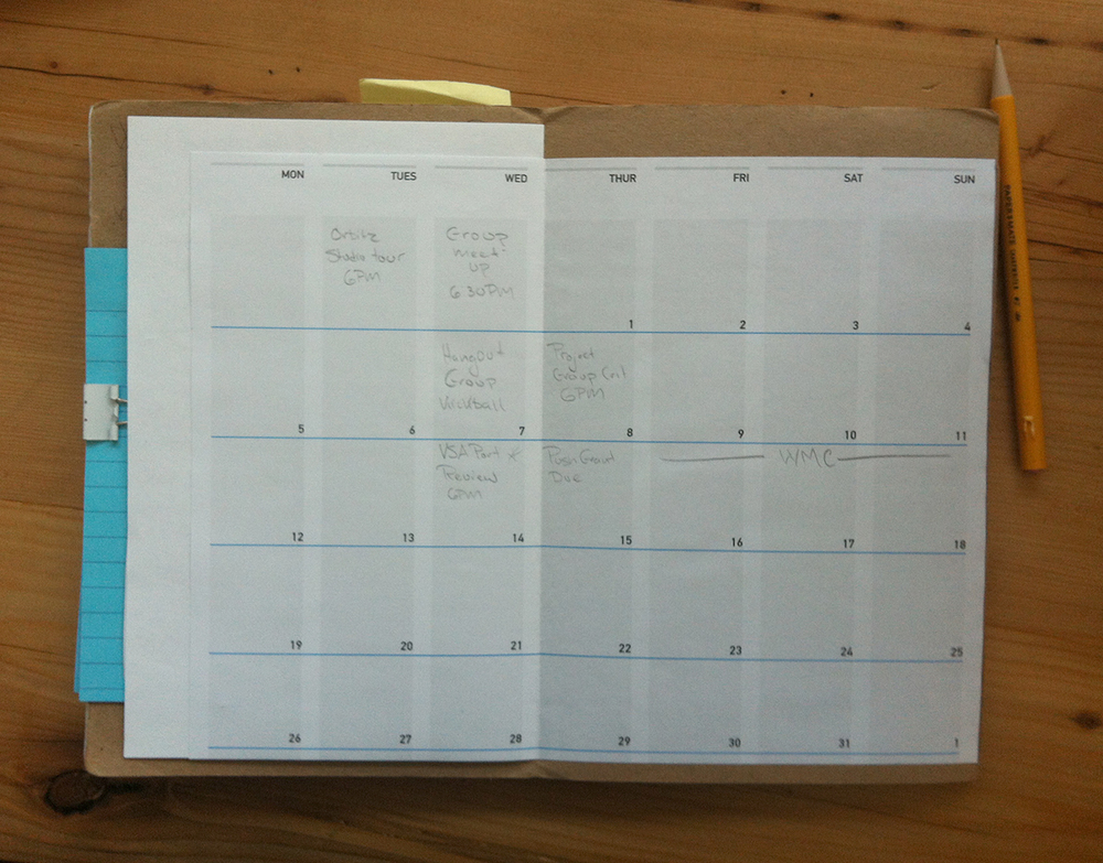 July 31: New August calendar!