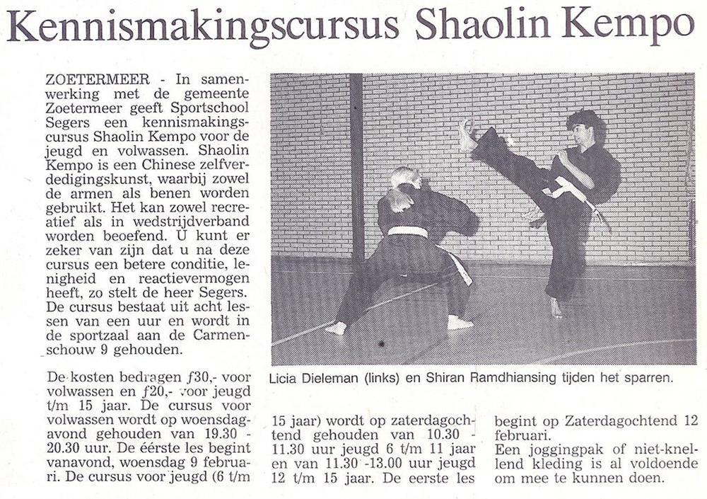 1994-02-09_Streekblad_Kennismakingscursus_Shaolin_Kempo.jpg