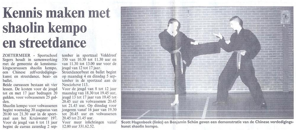 2000-08-30_Streekblad_Kennis_maken_met_Shaolin_Kempo_en_Streetdance.jpg