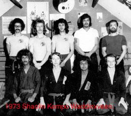 1973 Shaolin Kempo Waddixveen
