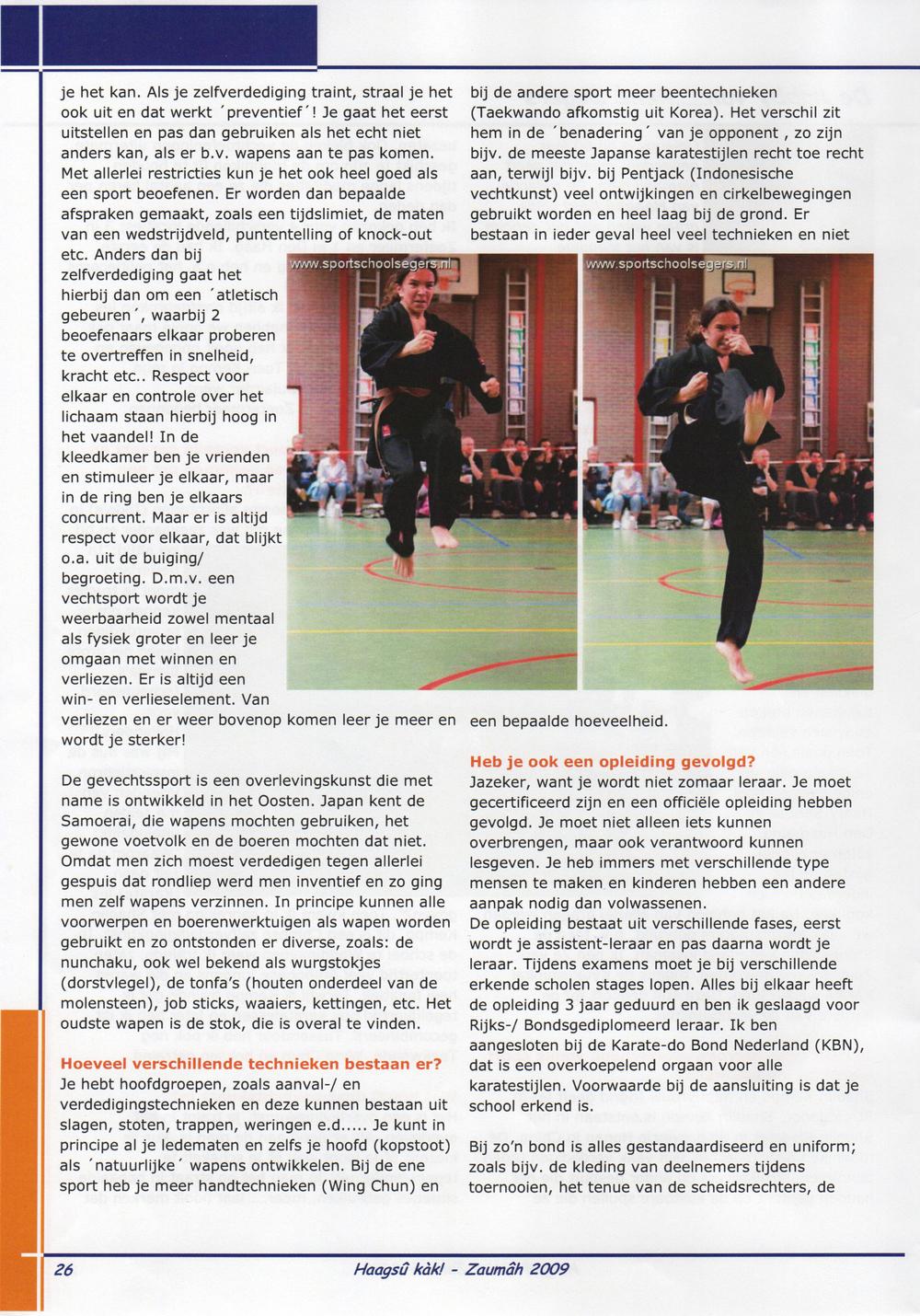 2009-06 Haagsû Kàk! 44 De Hobby van......René Segers Pagina 26.jpg
