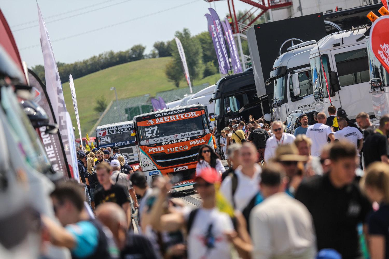 hungaroring 1. + 2. rennen — schwaben-truck-racing