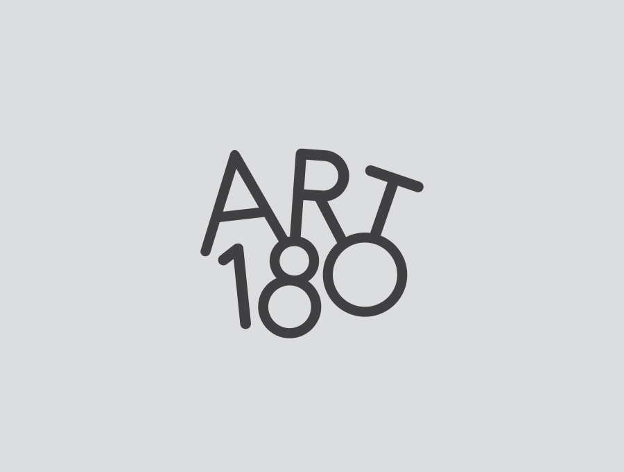 A For Adventure's ART 180 logo reinterpretation.